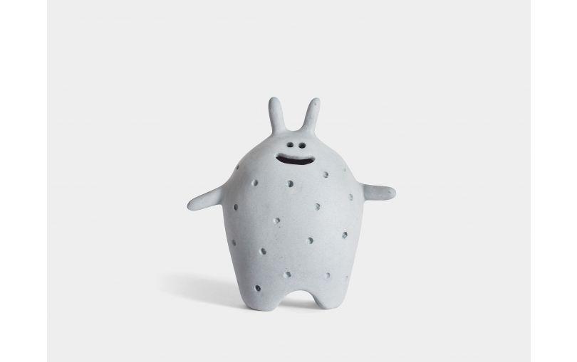Figurka ceramiczna Blue Hadaki