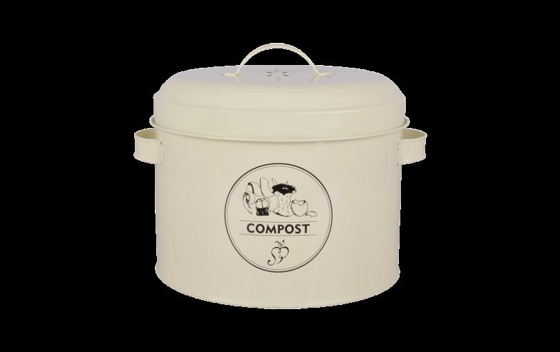 Kompostownik kuchenny z filtrem węglowym, poj.6 l