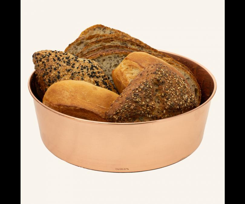 Misa Miedziana Premium owoce, warzywa chleb - duża 2000 ml
