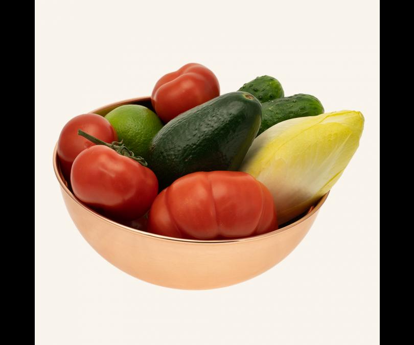Misa Miedziana Premium owoce, warzywa chleb - mała 1500 ml