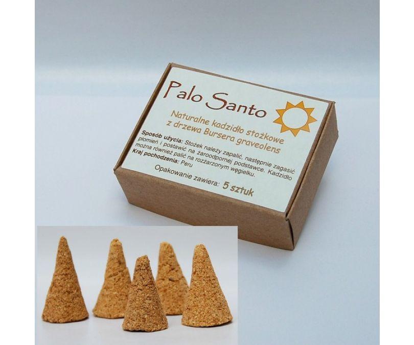 Palo Santo kadzidło stożkowe Stożki